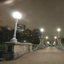night-bridge